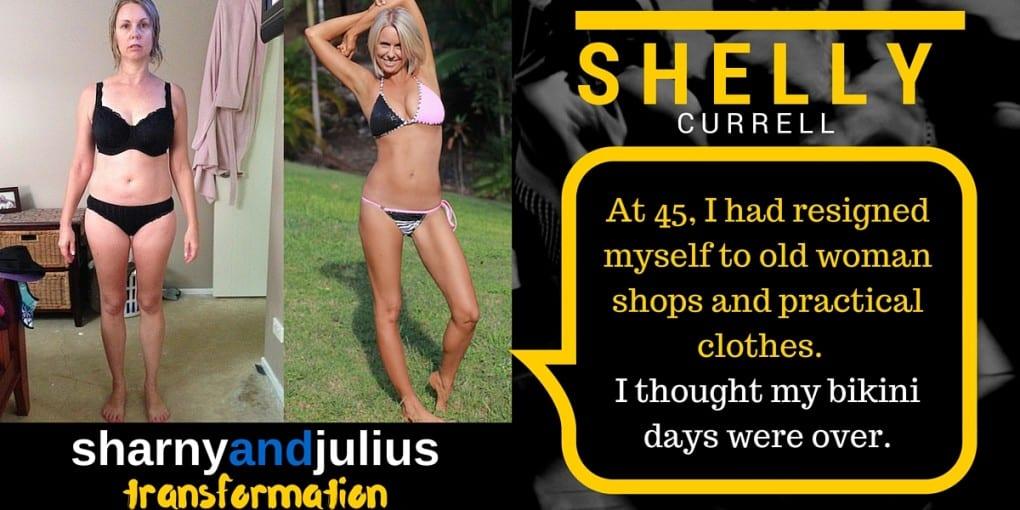 sharny and julius transformation