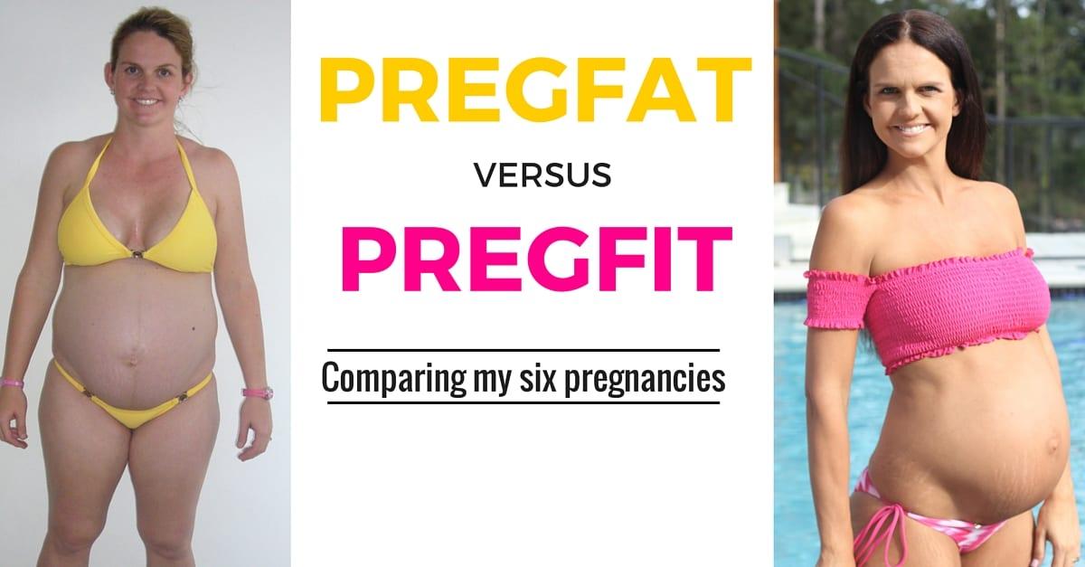 Pregfat vs Pregfit