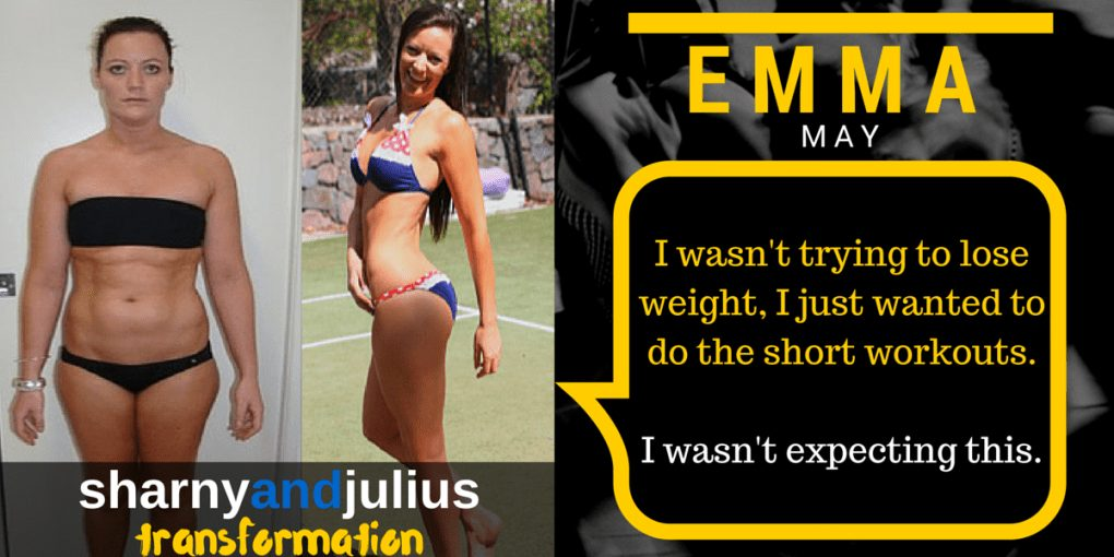 Emma May client transformation
