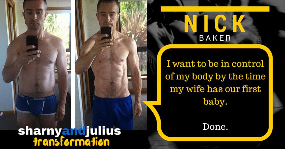 NIck Baker Transformation