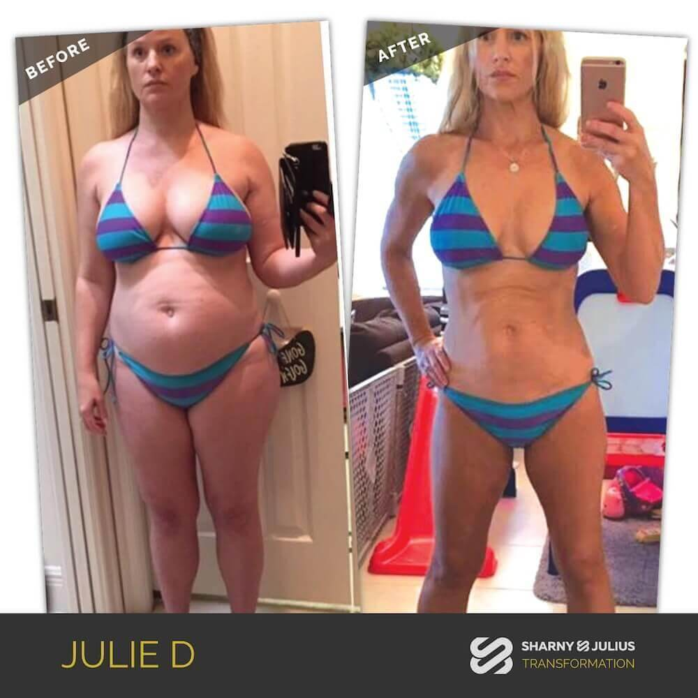 Julie D Transformation