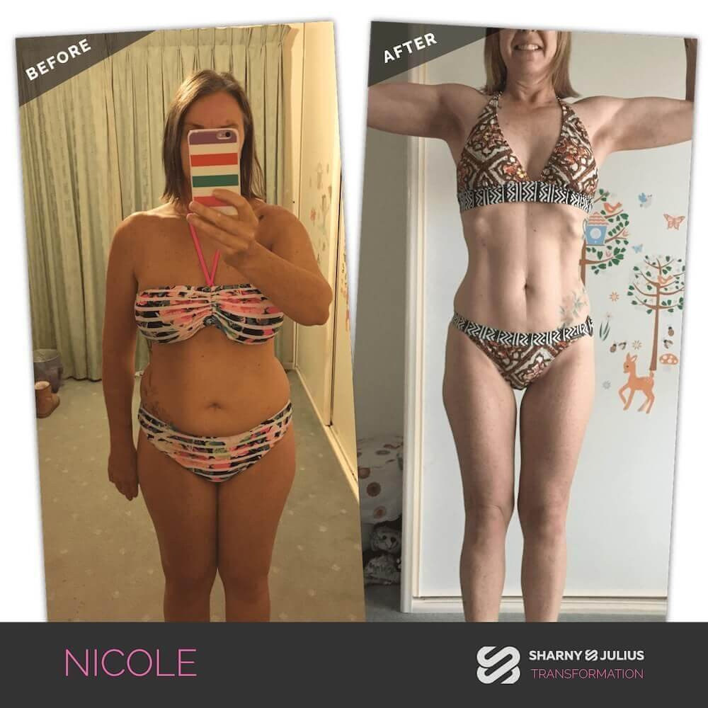 Nicole Transformation
