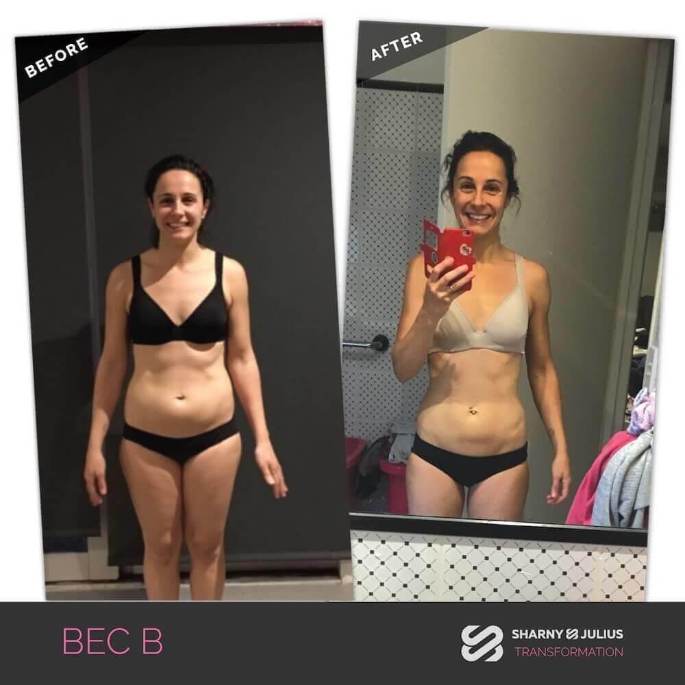 Bec B Transformation