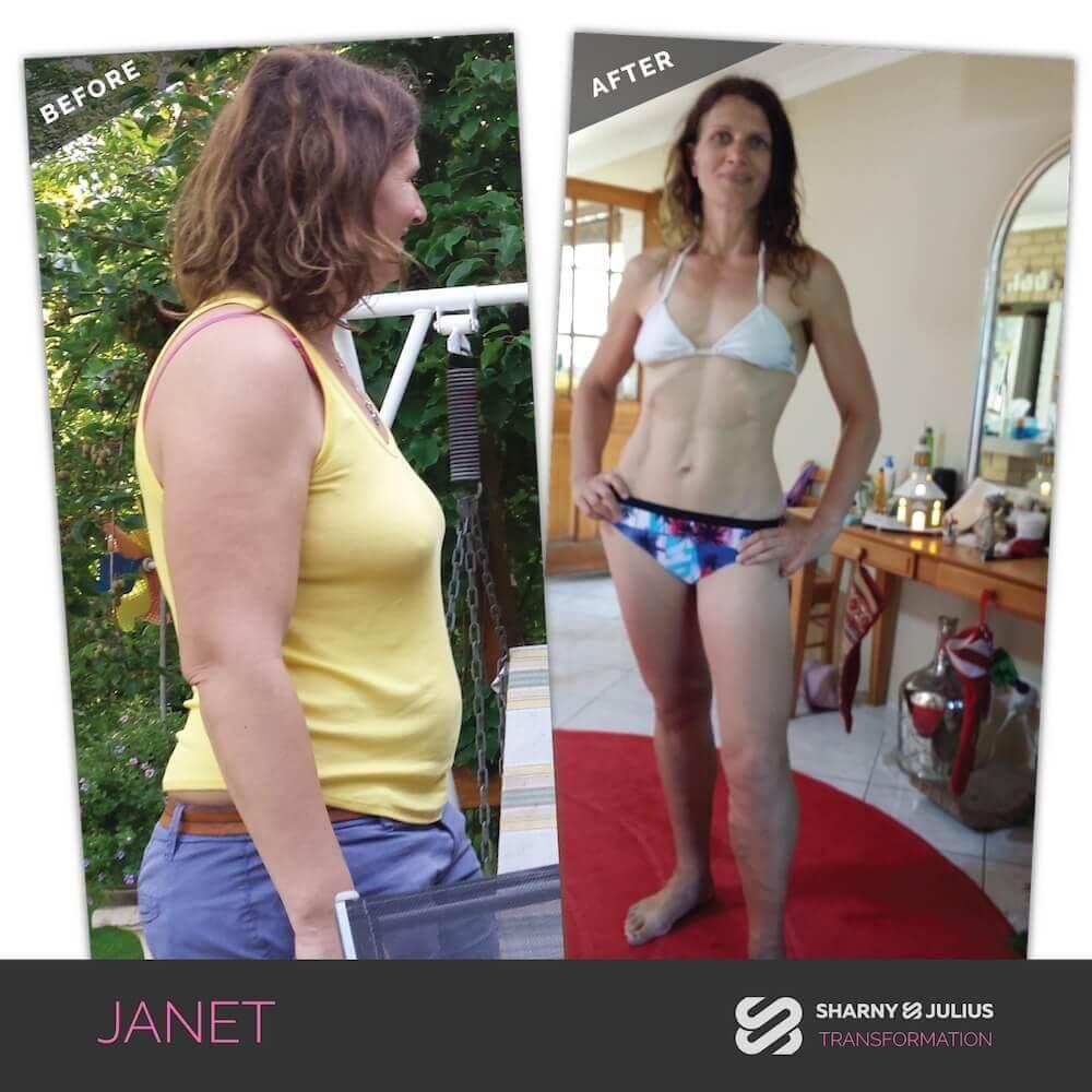 Janet Transformation